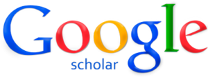 логотип Google Scholar