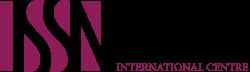 логотип международной базs данных, которая содержит ключевую идентификационную информацию о печатных и цифровых журналах
