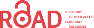 logo ROAD: Directory of Open Access Scholarly Resources